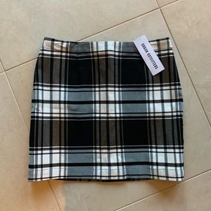 NWT‼️ Urban Outfitters Plaid Mini Skirt